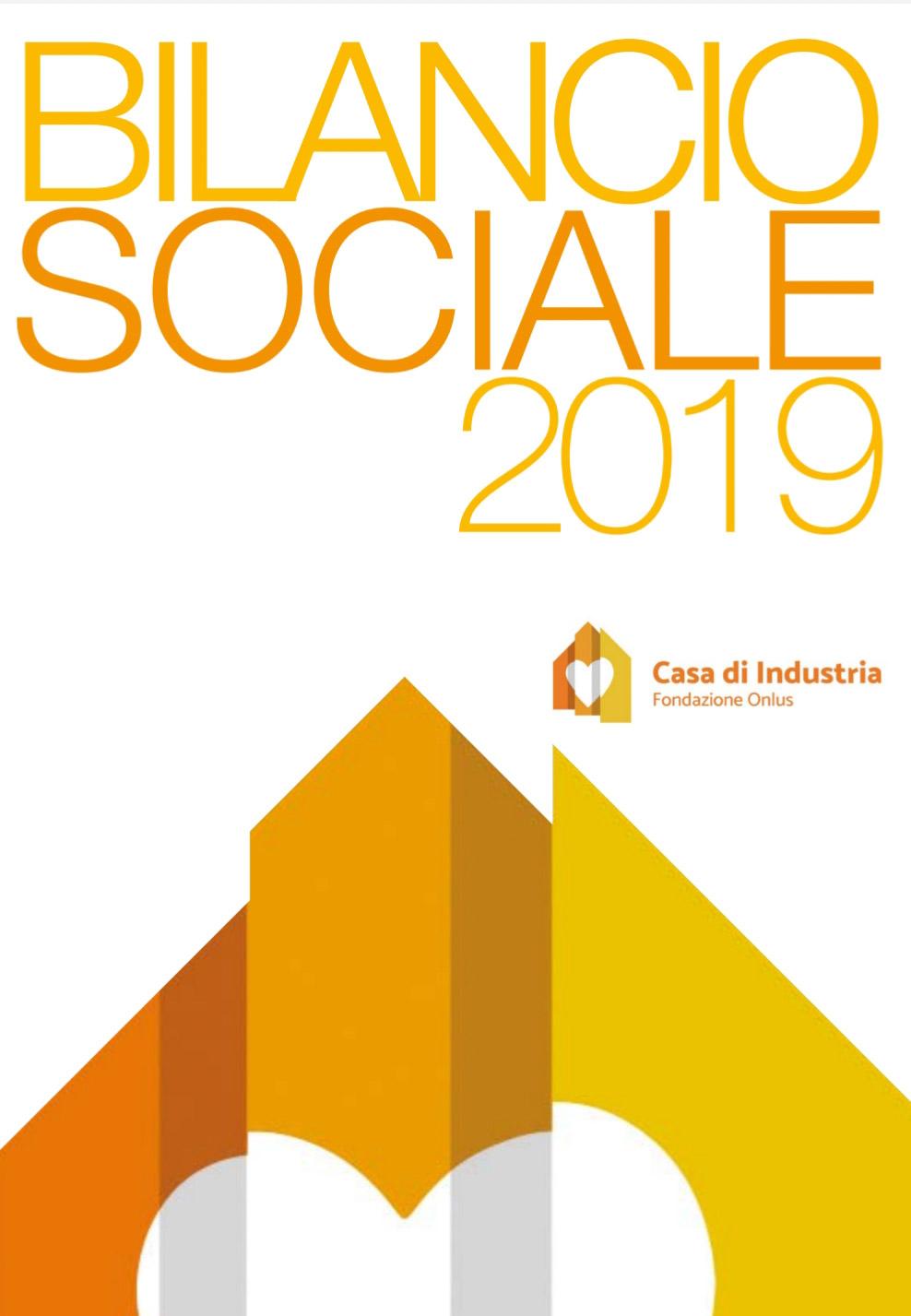 Presentato il Bilancio Sociale 2019