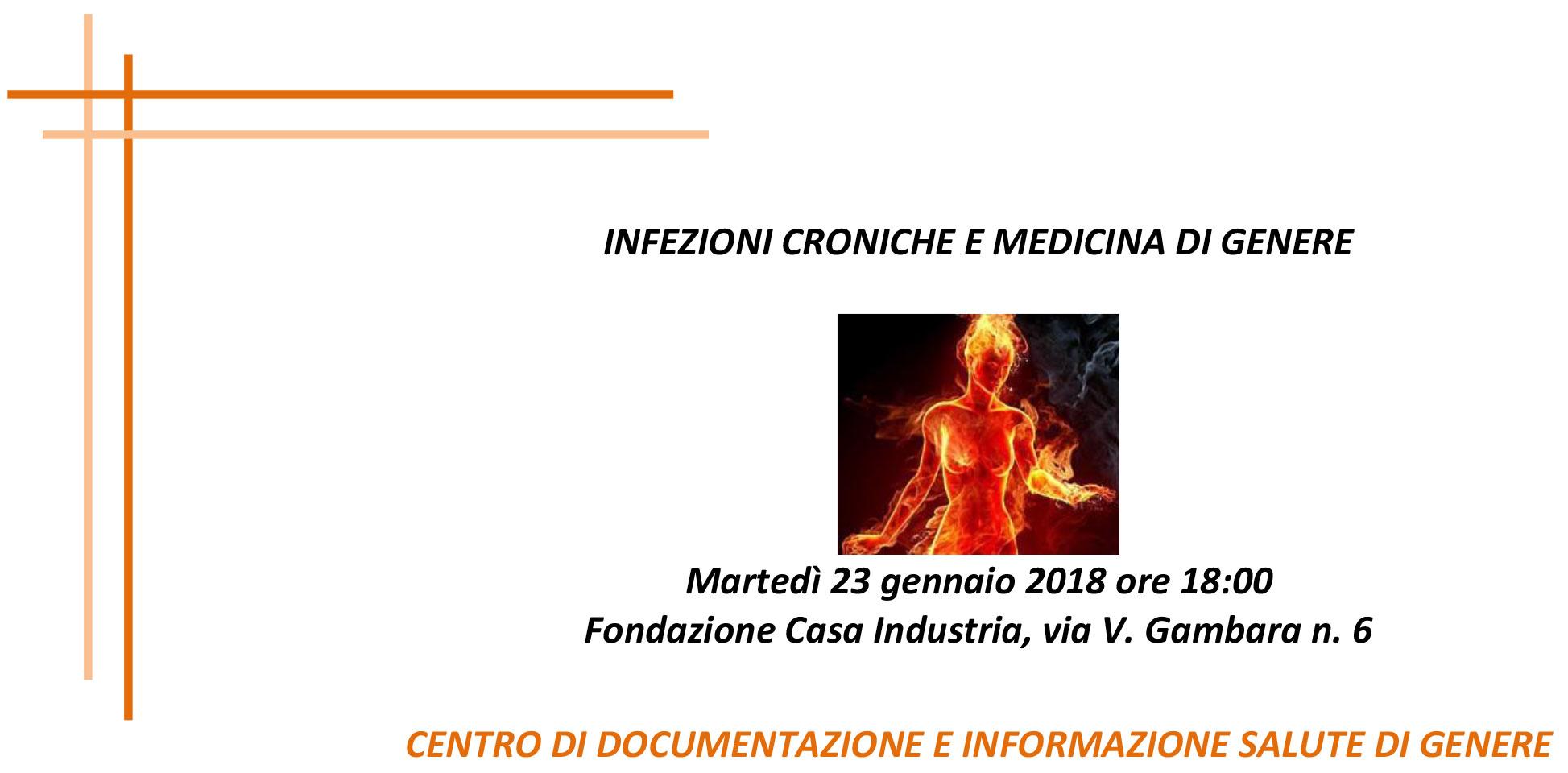 Infezioni croniche e medicina di genere